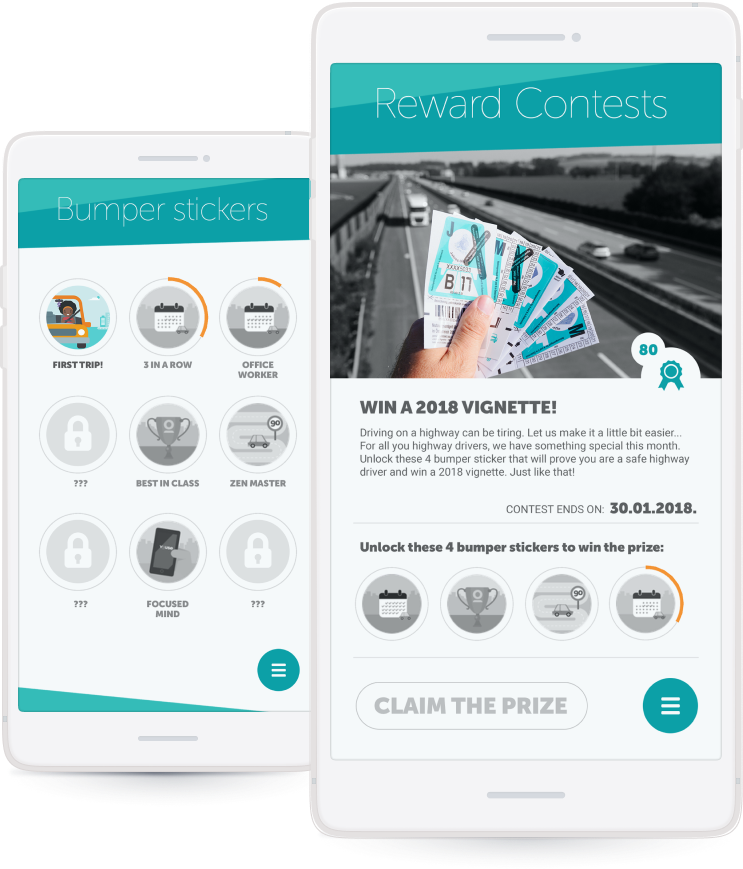 bumper_stickers_and_reward_contests_on_mobile_application